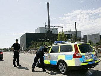 АЭС Оскарсхамн. Фото ©AFP