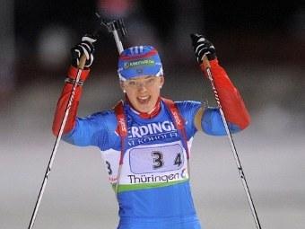 Ольга Вилухина. Фото ©AFP