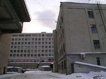 Корпуса МИСиС на Ленинском проспекте. Фото с сайта вуза