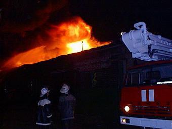 Московские пожарные. Архивное фото Ленты.Ру