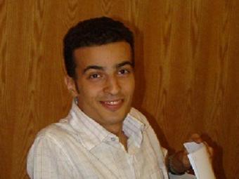 Майкл Набиль. Фото с личного сайта блогера