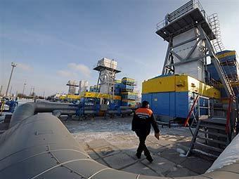 Участок газотранспортной системы Украины. Фото ©AFP