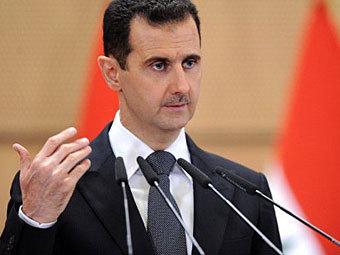 Башар Асад. Фото ©AFP