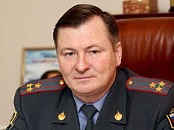 Александр Усцов. Фото с сайта gibdd.kirov.ru