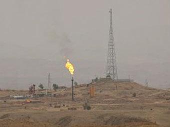 Нефтяное месторождение в Иране. Фото ©AFP