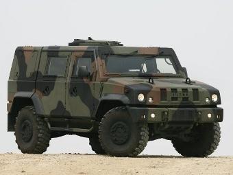 Бронемашинa LMV M65