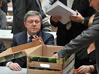 Григорий Явлинский. Фото РИА Новости, Владимир Песня