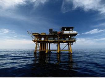 Нефтяная платформа в Мексиканском заливе. Фото ©AFP