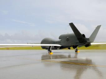 RQ-4 Global Hawk. Фото с сайта af.mil