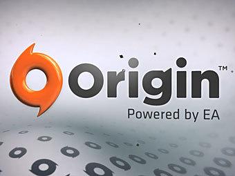Логотип Origin