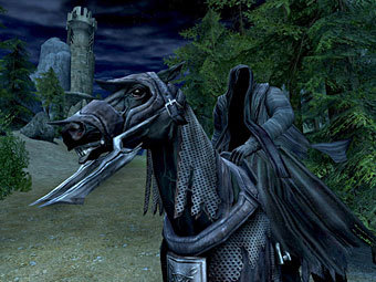 Скриншот Lord of the Rings Online