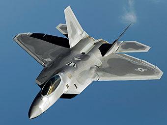 F-22. Фото Lockheed Martin