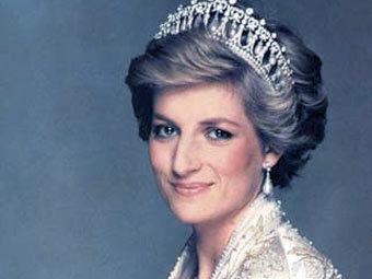 Принцесса Диана. Фото с сайта royals.gov.uk