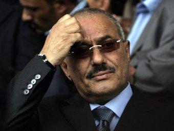 Али Абдулла Салех. Фото ©AFP