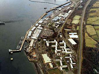 База в Фаслейне. Фото с сайта dutchsubmarines.com