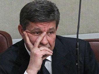Владимир Поповкин. Фото РИА Новости, Владимир Федоренко