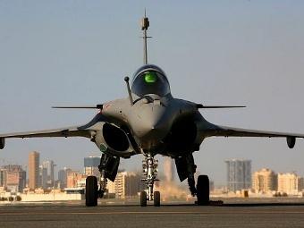 Dassault Rafale. Фото пресс-службы Dassault Aviation