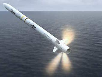 Проект новой ракеты. Изображение MBDA