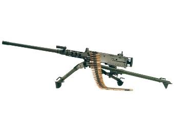 картечница Browning M2