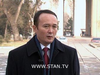 Азамат Мурзалиев. Кадр телекомпании Stan.TV