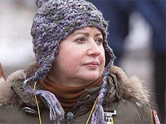"Ольга Романова. Фото ""Ленты.ру"""