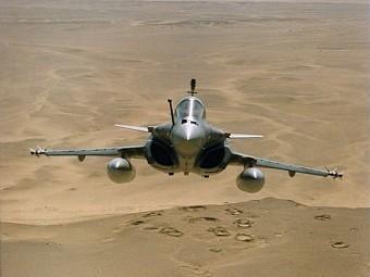 Dassault Rafale. Фото с сайта dassault-aviation.com