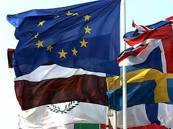 Флаги стран ЕС. Фото ©AFP