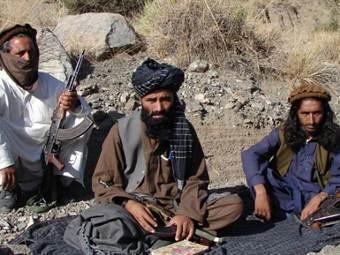 """Боевики """"Талибана"""". Фото ©AFP"""