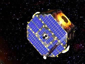 IBEX. Компьютерная модель NASA