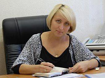 Елена Травина. Фото с сайта karavella.zouo.ru