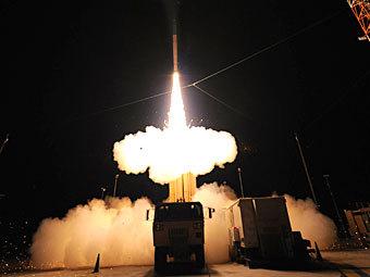 Пуск ракеты с комплекса THAAD. Фото с сайта mda.mil