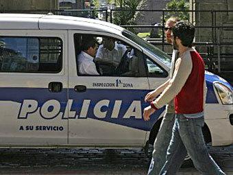 Полиция Уругвая купит у России оружия на миллион долларов