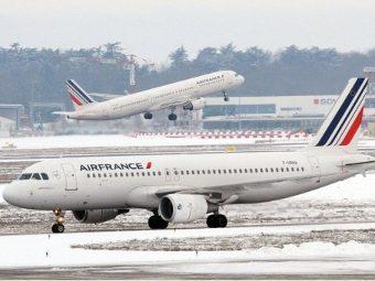 Самолеты Air France в аэропорту Тулузы. Фото ©AFP