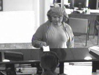 Американец пришел грабить банк с шортами на голове