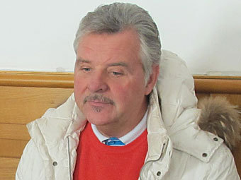 Александр Игнатенко в суде Новы-Сонча. Фото РИА Новости, Евгений Безека