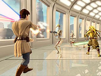 Kinect Star War