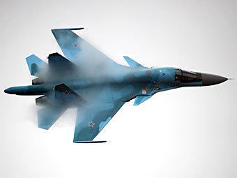 Россия в 2012 году получит 10 самолётов Су-34