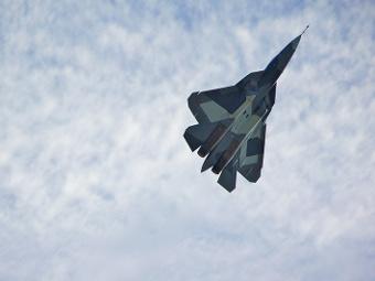 Прототипы российского истребителя Т-50 выполнили 120 полетов