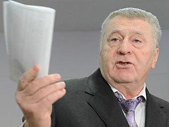 Владимир Жириновский. Фото РИА Новости, Владимир Астапкович