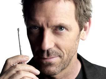 Хью Лори в роли доктора Хауса. Фото с сайта fox.com/house