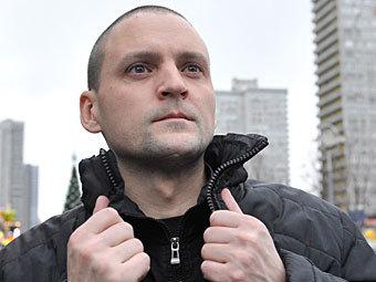 Сергей Удальцов. Фото РИА Новости, Алексей Куденко