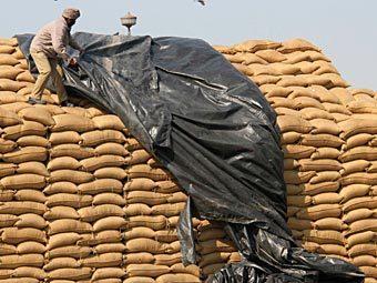 Склад зерна в Иране. Фото Reuters