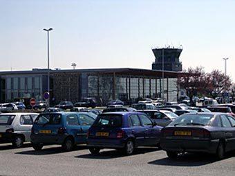 Аэропорт Лиможа. Фото с сайта limogesairport.com