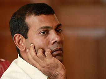 Мохамед Нашид. Фото Reuters
