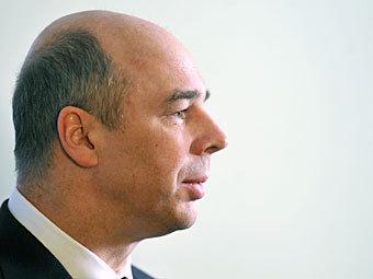 Антон Силуанов. Фото РИА Новости, Александр Уткин