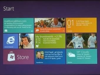 Названа дата выхода бета-версии Windows 8