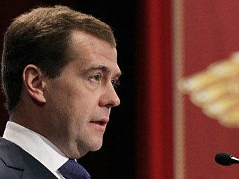 Дмитрий Медведев. Фото РИА Новости, Екатерина Штукина
