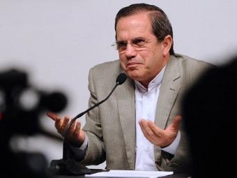 Глава МИД Эквадора Рикардо Патино. Фото ©AFP