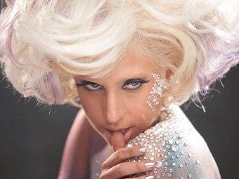 Леди Гага, фото с сайта исполнительницы