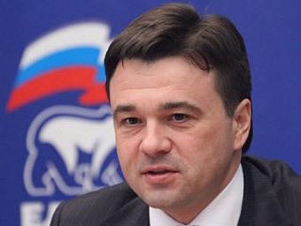 Андрей Воробьев. Фото с сайта er.ru